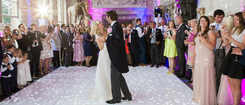 Свадьба в клубе