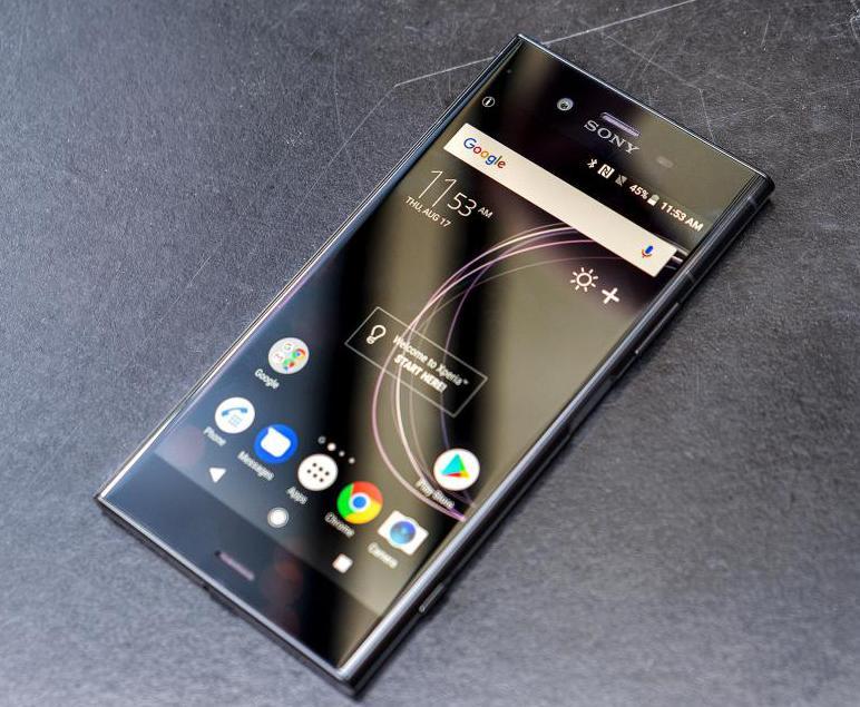 смартфон sony xperia xz1 black g8342 отзывы