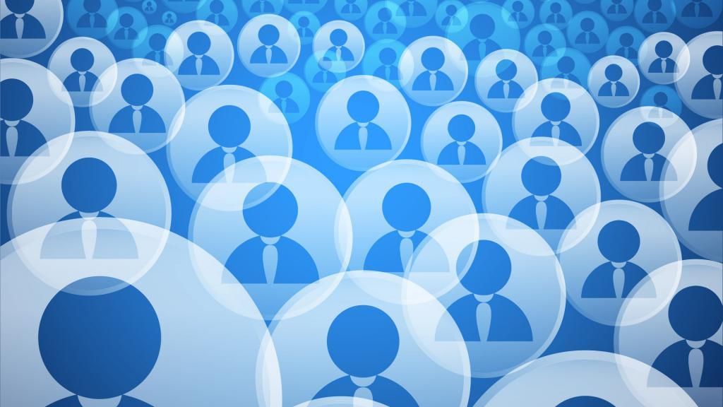 Армия безликих пользователей Сети
