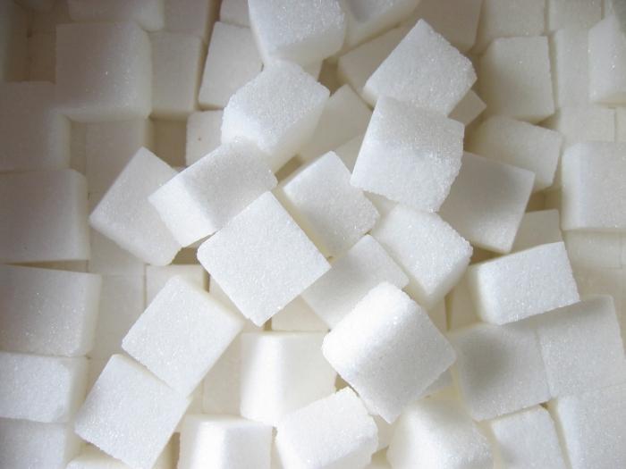 из чего делают сахар
