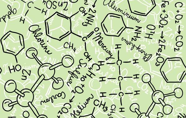 Структурные формулы неорганической химии