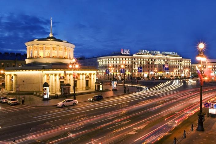 Санкт Петербург - северная столица России