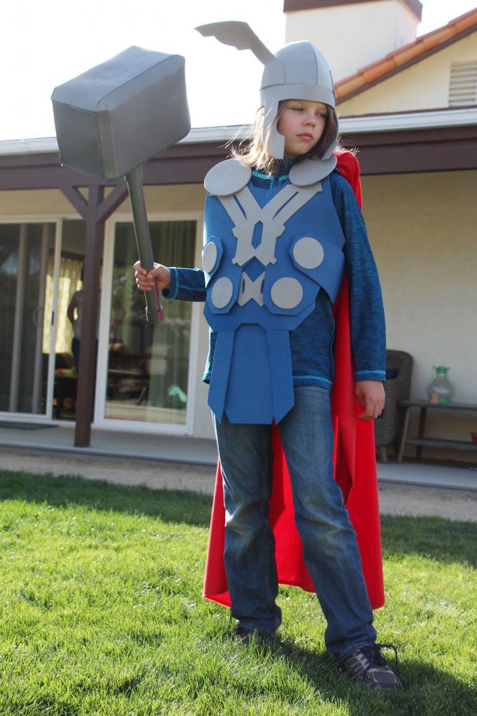полноценный костюм Тора