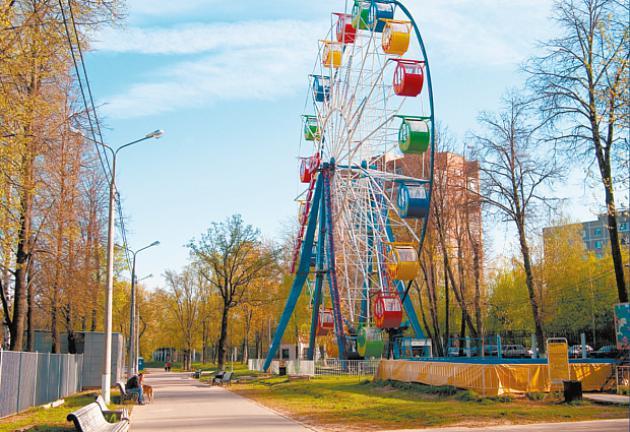 Парк Подольска