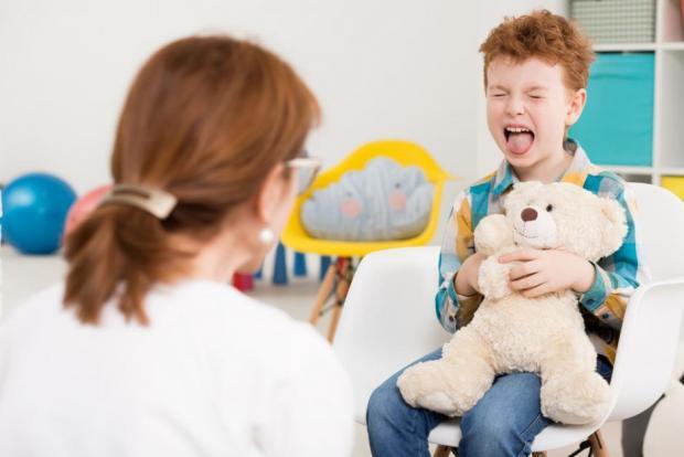 Общение с аутистом