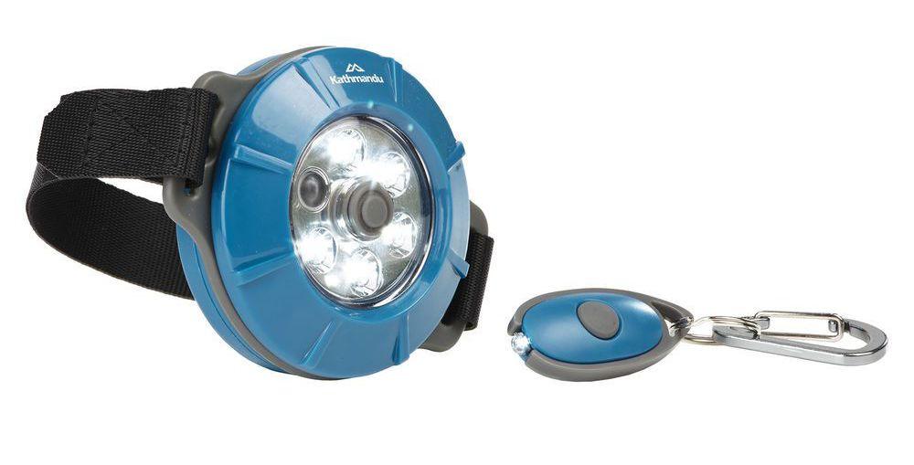 Налобные светодиодные фонари