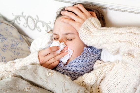 Заразна ли простуда?