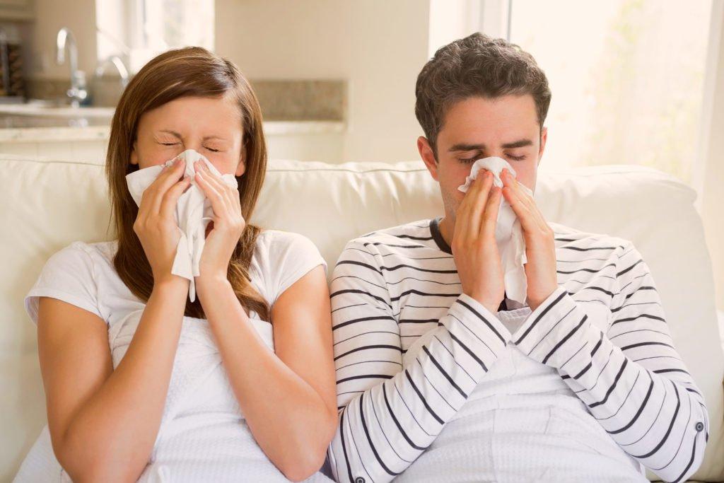 Можно ли заразиться простудой?