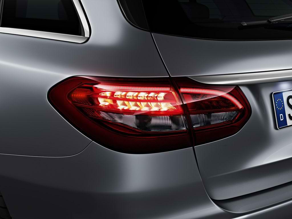 Лампы заднего хода Mercedes C-Class Estate