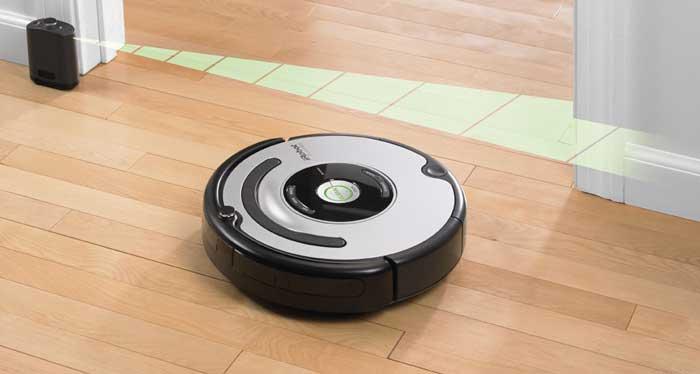 Устройство пылесоса-робота
