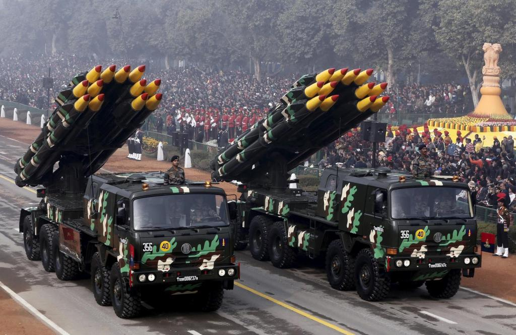 Боевые машины Пакистана