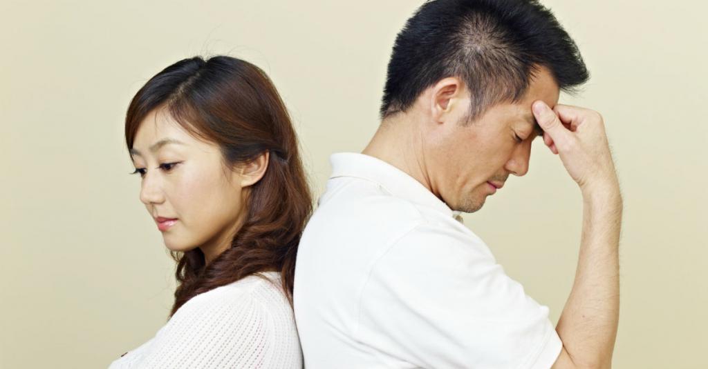 Муж узнал об измене супруги