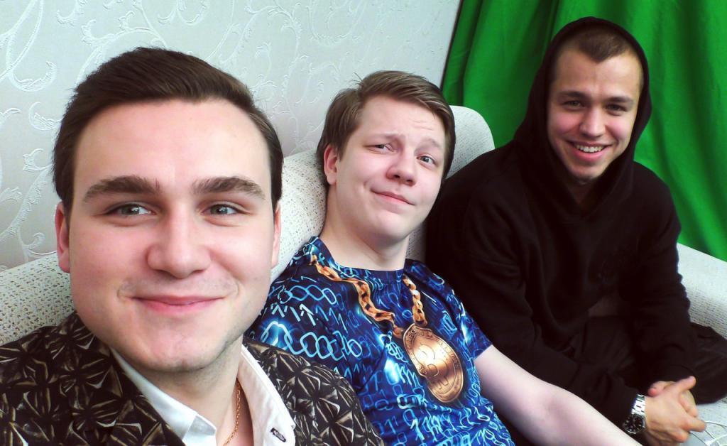 Криптоблогер с Николаем Соболевым
