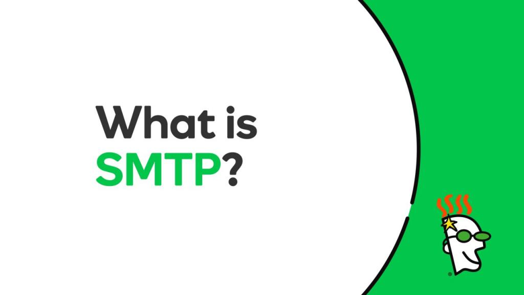 Smtp what is
