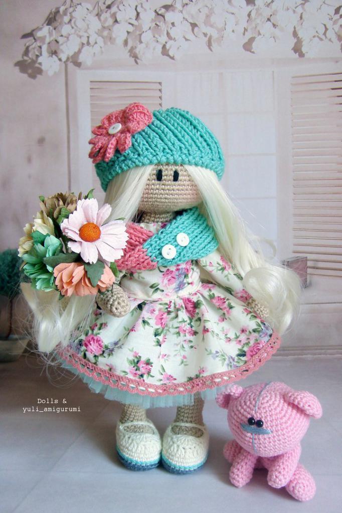 кукла Юлии Горбуновой