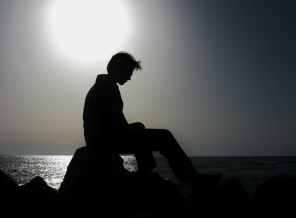 Одиночество человека