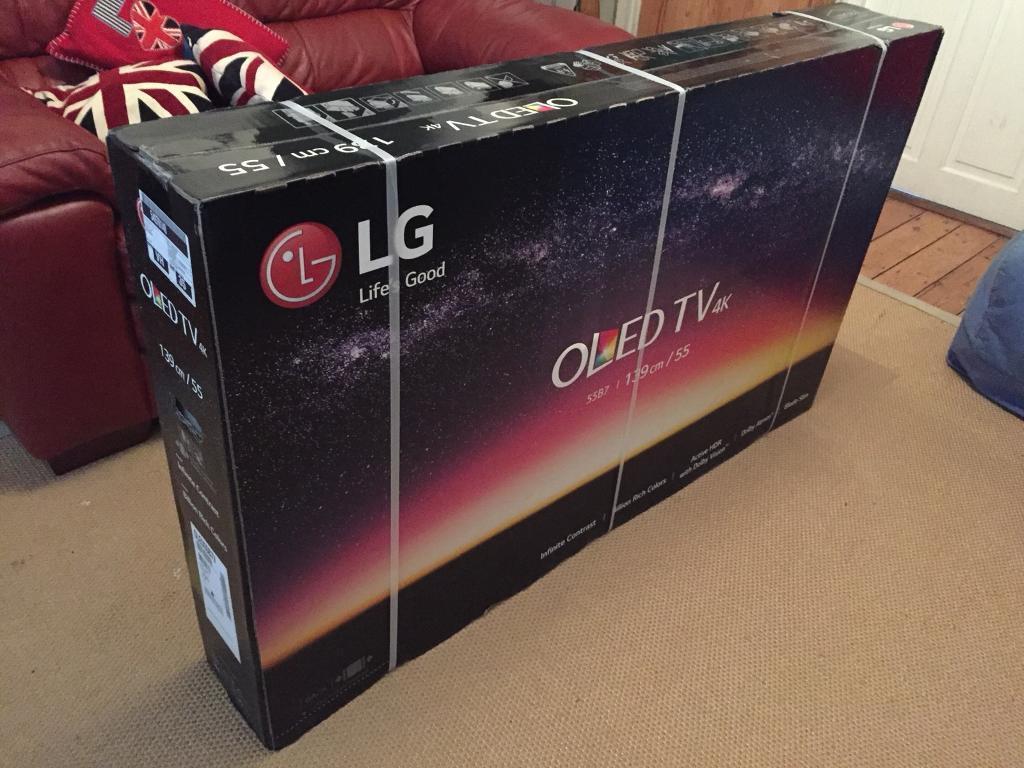 телевизор LG OLED55B7V отзывы