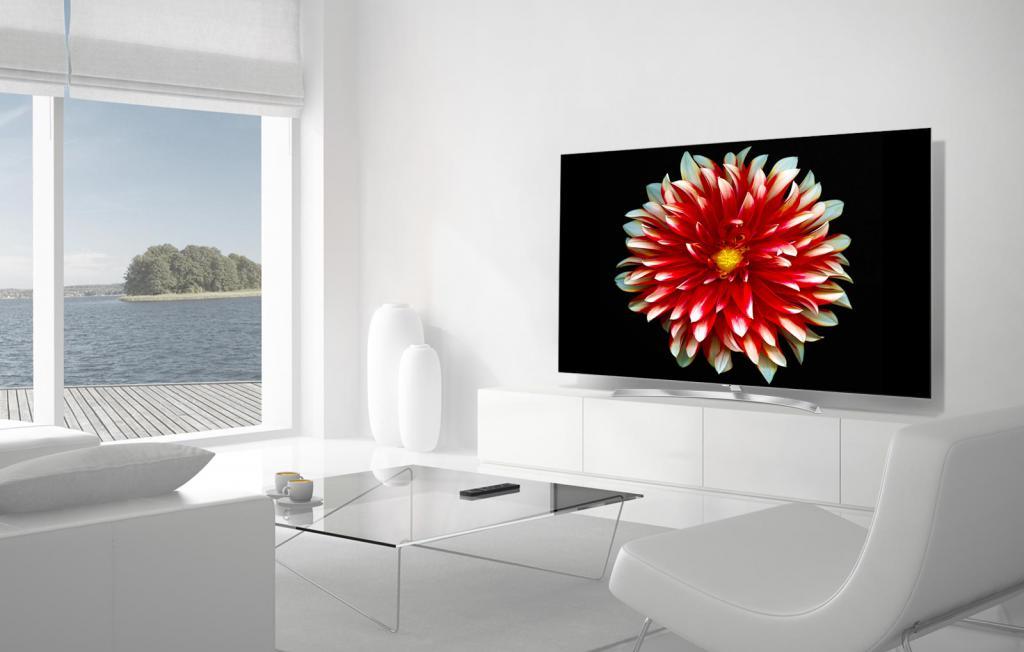 Телевизор 55 LG OLED55B7V