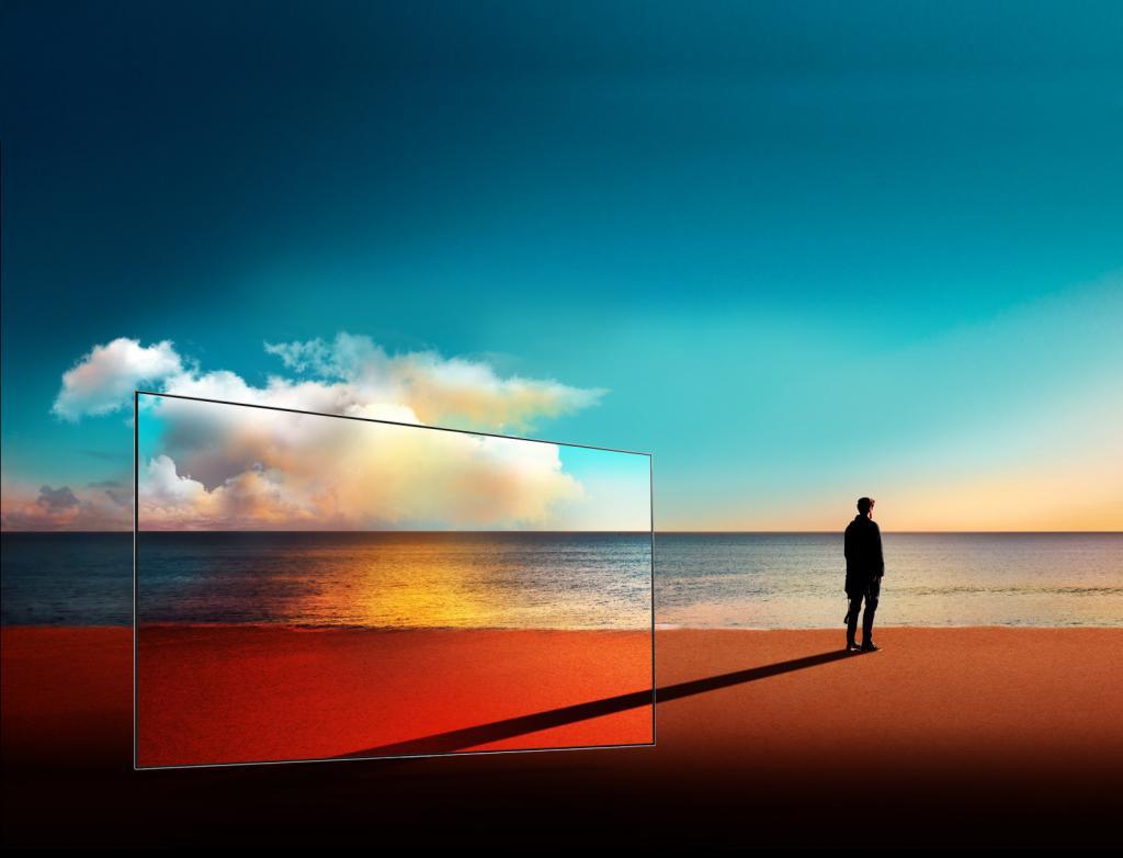 LG OLED55B7V OLED телевизор отзывы