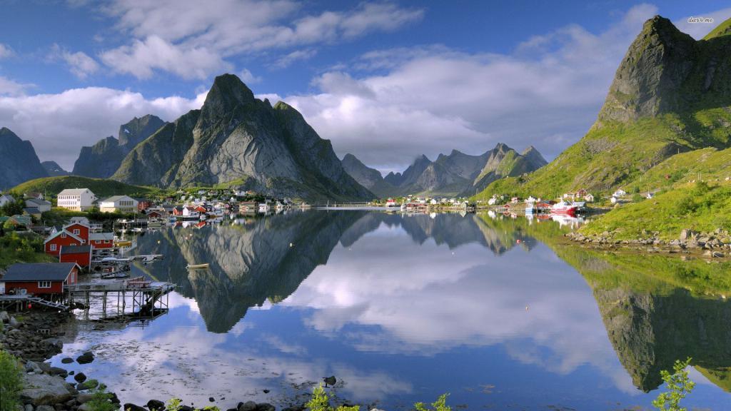 Круиз по фьордам Норвегии из Осло