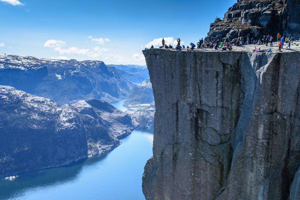 Круиз по фьордам Норвегии отзывы