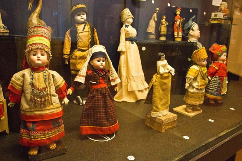 Сергиев Посад музеи