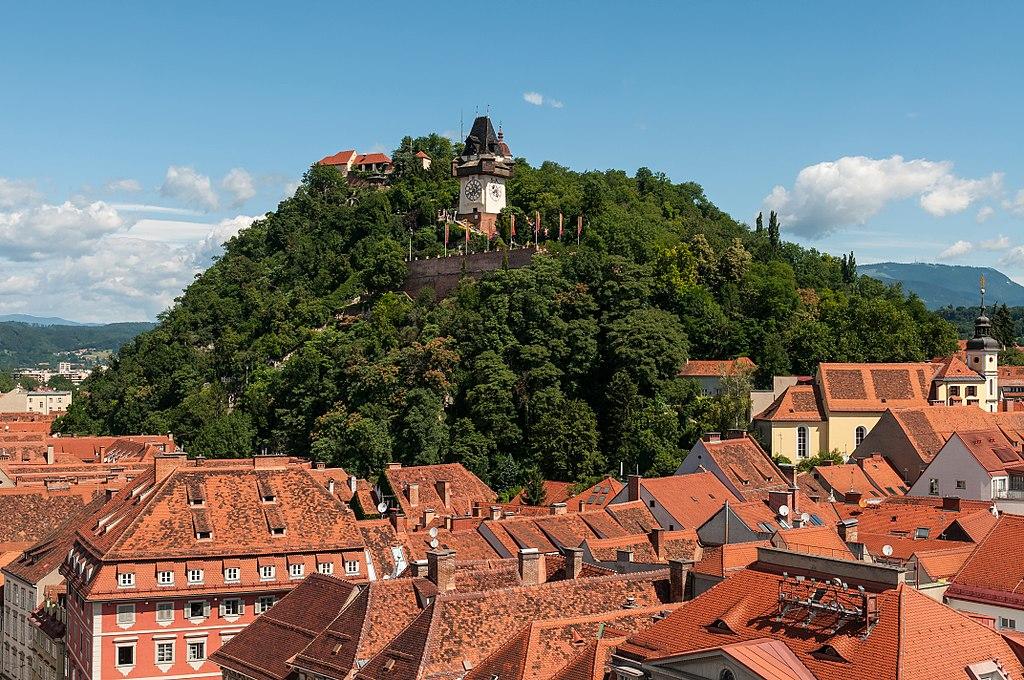 Великолепный замок Шлоссбер