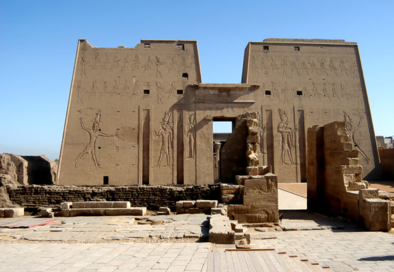 Храм Эдфа