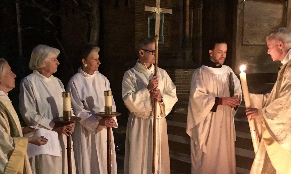 Католическое служение