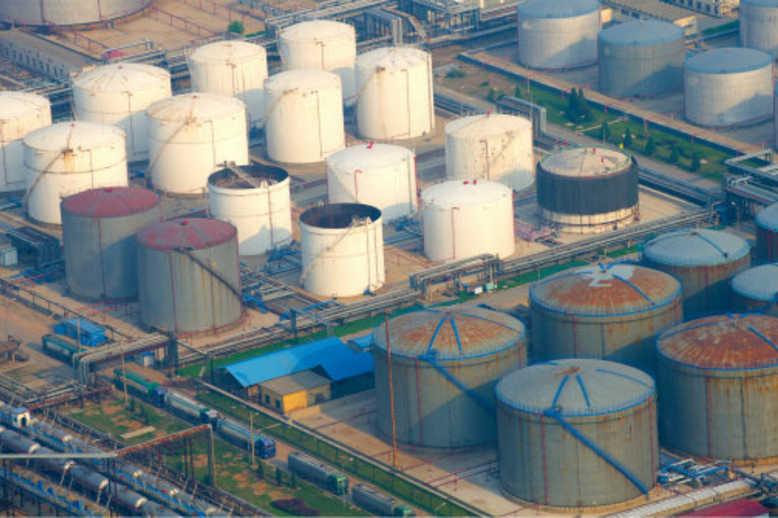 нефтяные запасы в США