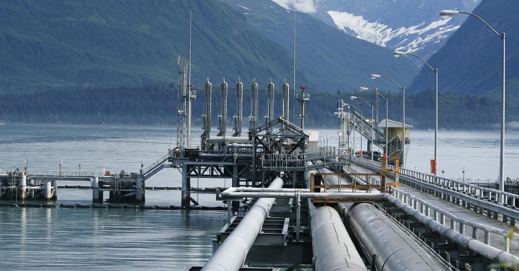 Запасы сырой нефти