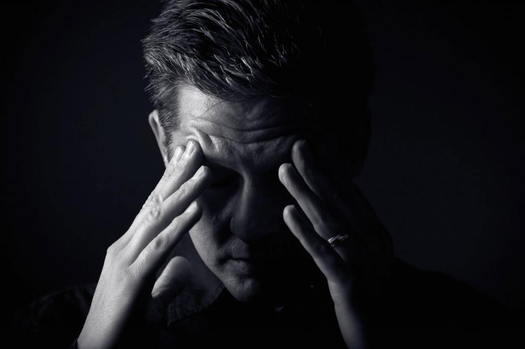 классическая депрессивная триада