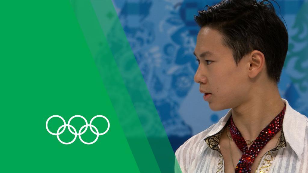Денис Тен на Олимпиаде