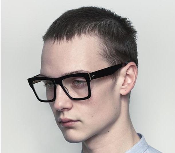 Квадратные мужские очки для зрения