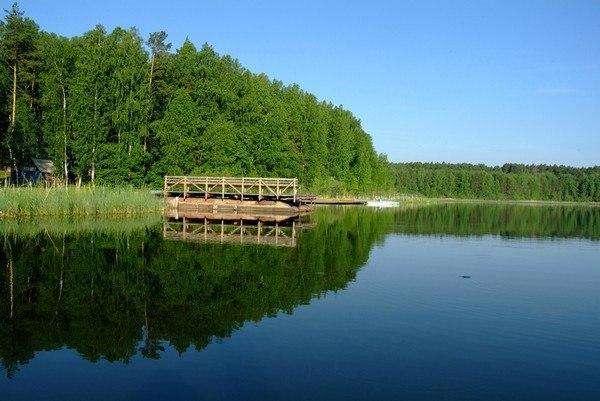 Озеро тайное