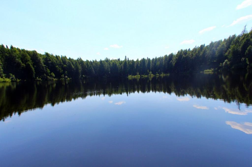 Шайтан-озеро фото