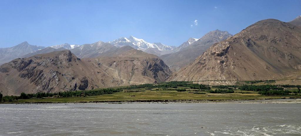 Граница с Афганистаном