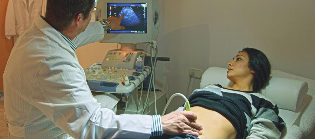Небольшая отслойка плаценты на ранних сроках беременности