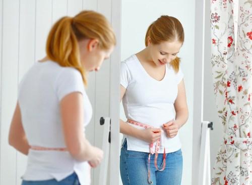 Стала толстой во время беременности