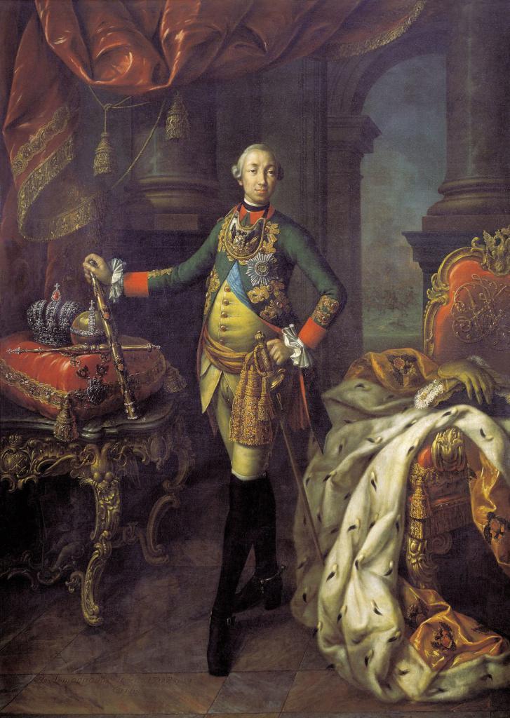 Российское дворянство в 18 веке