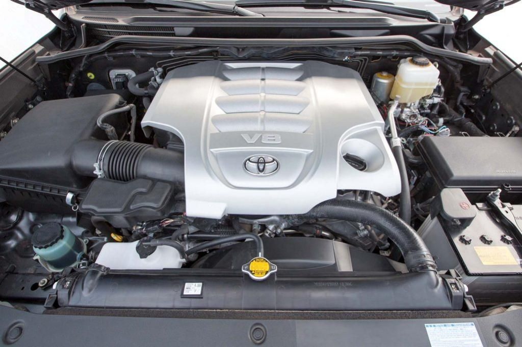 Мотор Toyota Prado 2017 Specs