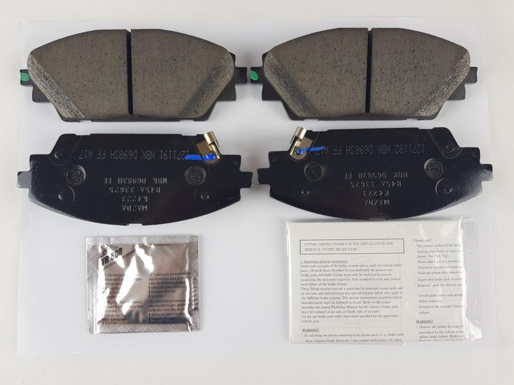 """Тормозные колодки на """"Мазду-3"""": обзор производителей, преимущества и недостатки, особенности замены, отзывы владельцев"""