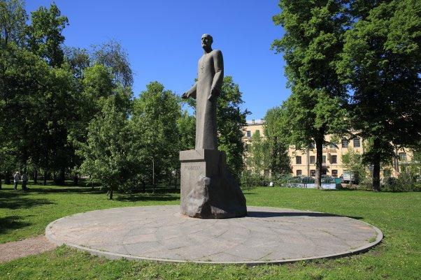 Памятник Комитасу