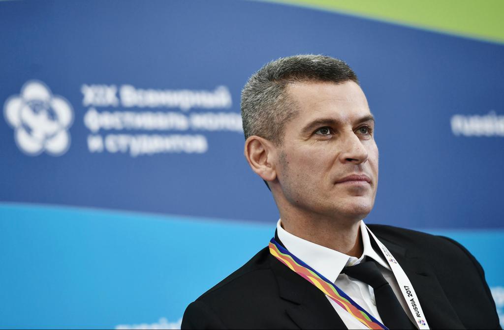 Предприниматель Зиявудин Магомедов