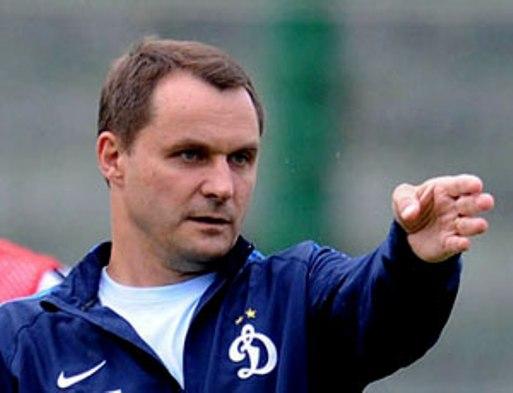 Кобелев - тренер Динамо