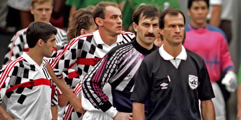 Россия - Мексика 1992