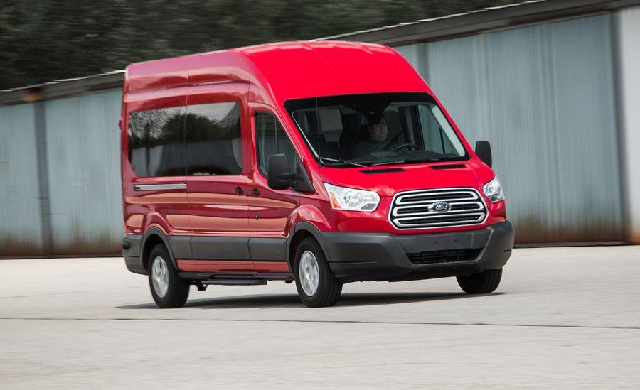 """""""Форд-Транзит-Ван"""" (Ford Transit Van): описание, технические характеристики"""