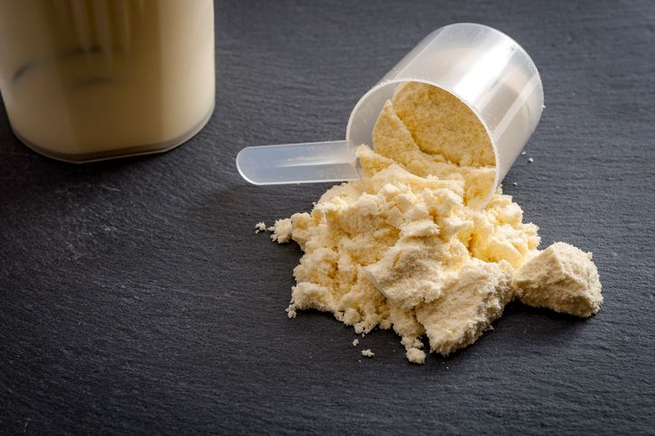 сухая белковая композитная смесь для лечебных учреждений