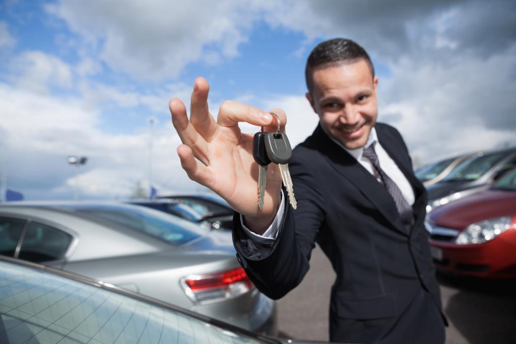 Где лучше продать машину с пробегом