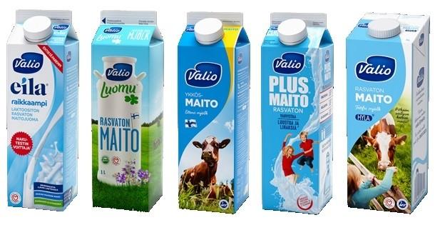 Молоко ваолио